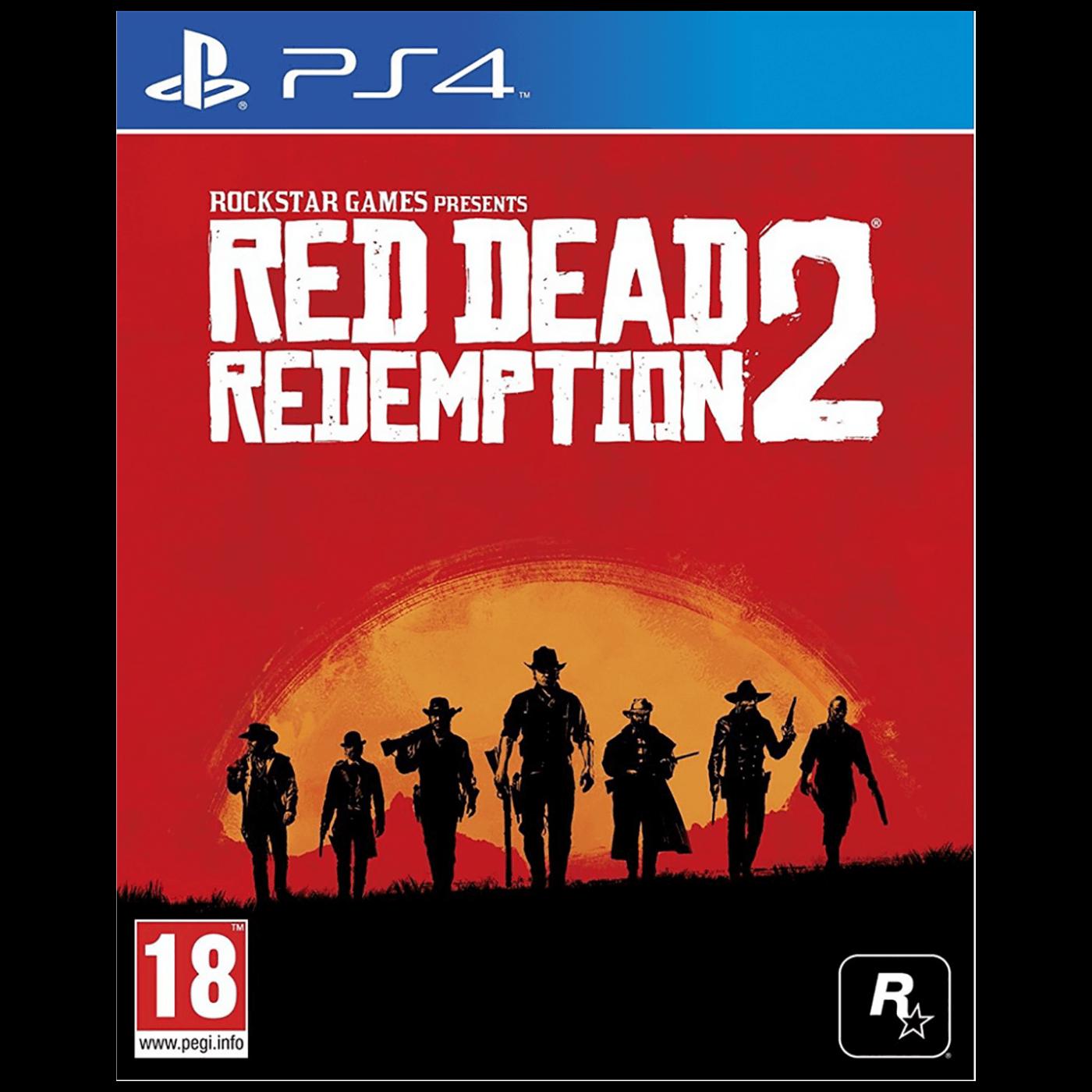 REDDEAD2 PS4