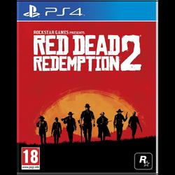 Sony - REDDEAD2PS4