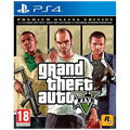 Sony - GTA V Premium Edition PS4
