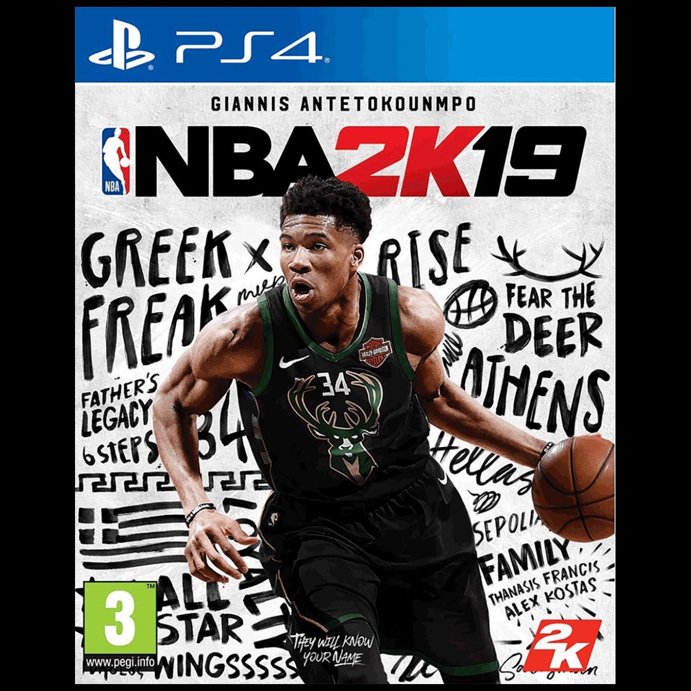 NBA2K19PS4