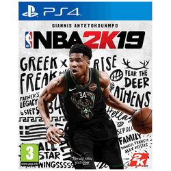 Sony - NBA2K19PS4