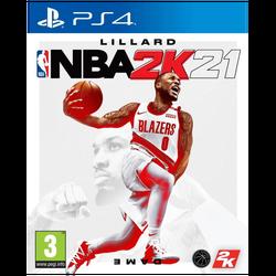 Igra Play Station 4:NBA 2K21 Standard Edition