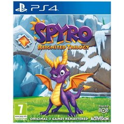Sony - Spyro Trilogy Reignited PS4