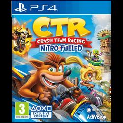 Igra Play Station 4: Crash Team Racing Nitro-Fueled