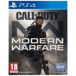 Igra PlayStation 4: Call of Duty Modern Warfare