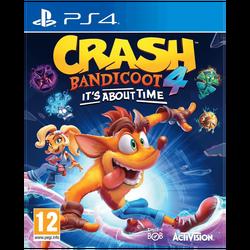 Igra Playstation 4: Crash Bandicoot 4 It's About Time