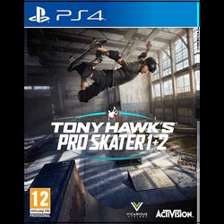 Igra Play Station 4: Tony Hawk's Pro Skater 1 +