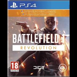Sony - Battlefield 1 Revolution PS4