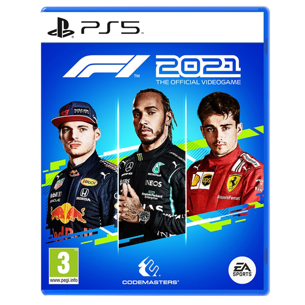 Igra PlayStation 5: F1 2021 PS5