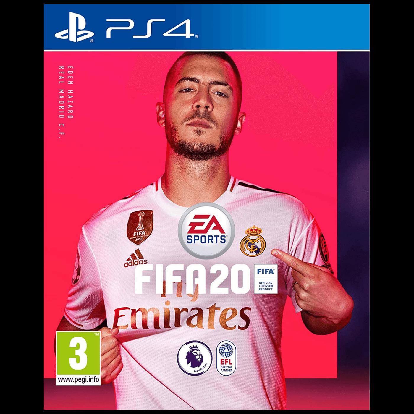 Sony - FIFA 20 PS4