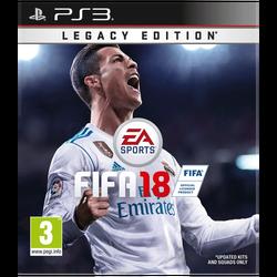 Sony - FIFA 18 PS3