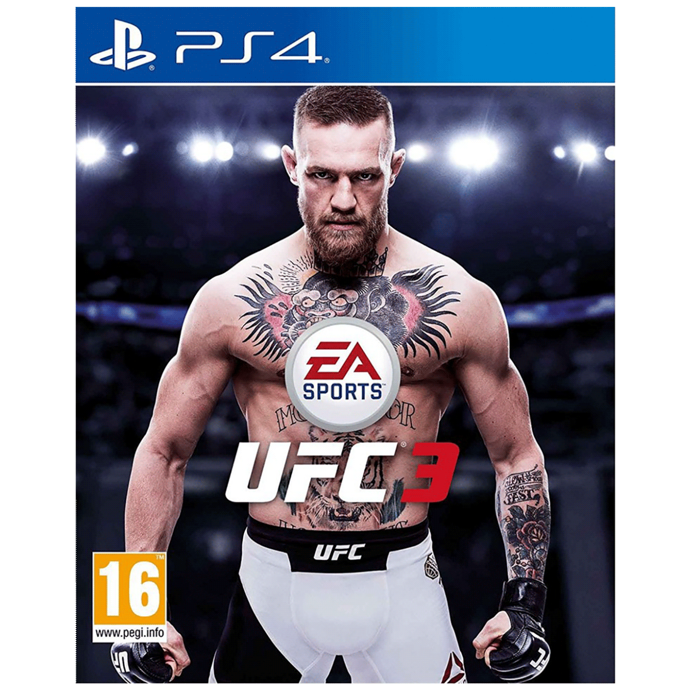 Sony - EA Sports UFC 3 PS4