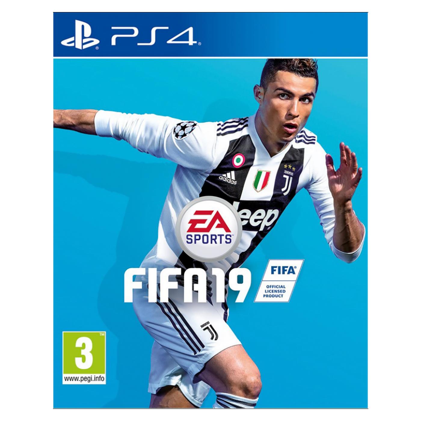 Sony - FIFA 19 PS4