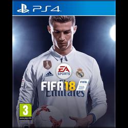Sony - FIFA18 PS4