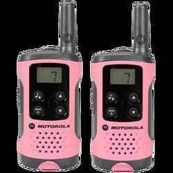 Walkie Talkie, domet 4 km, 8 kanala, pink