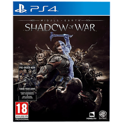 Sony - Middle Earth: Shadow of War PS4