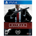 Sony - HITMAN:Definitive Steellbook PS4