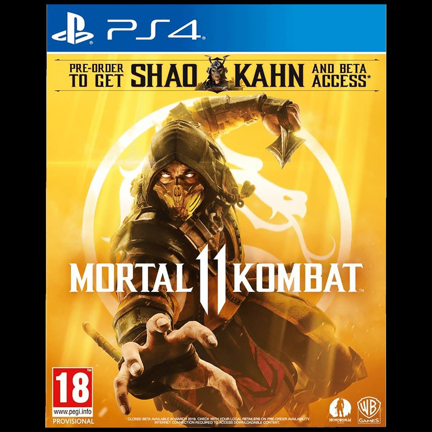 Sony - Mortal Kombat 11 PS4