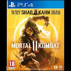 Igra PlayStaion 4: Mortal Kombat 11