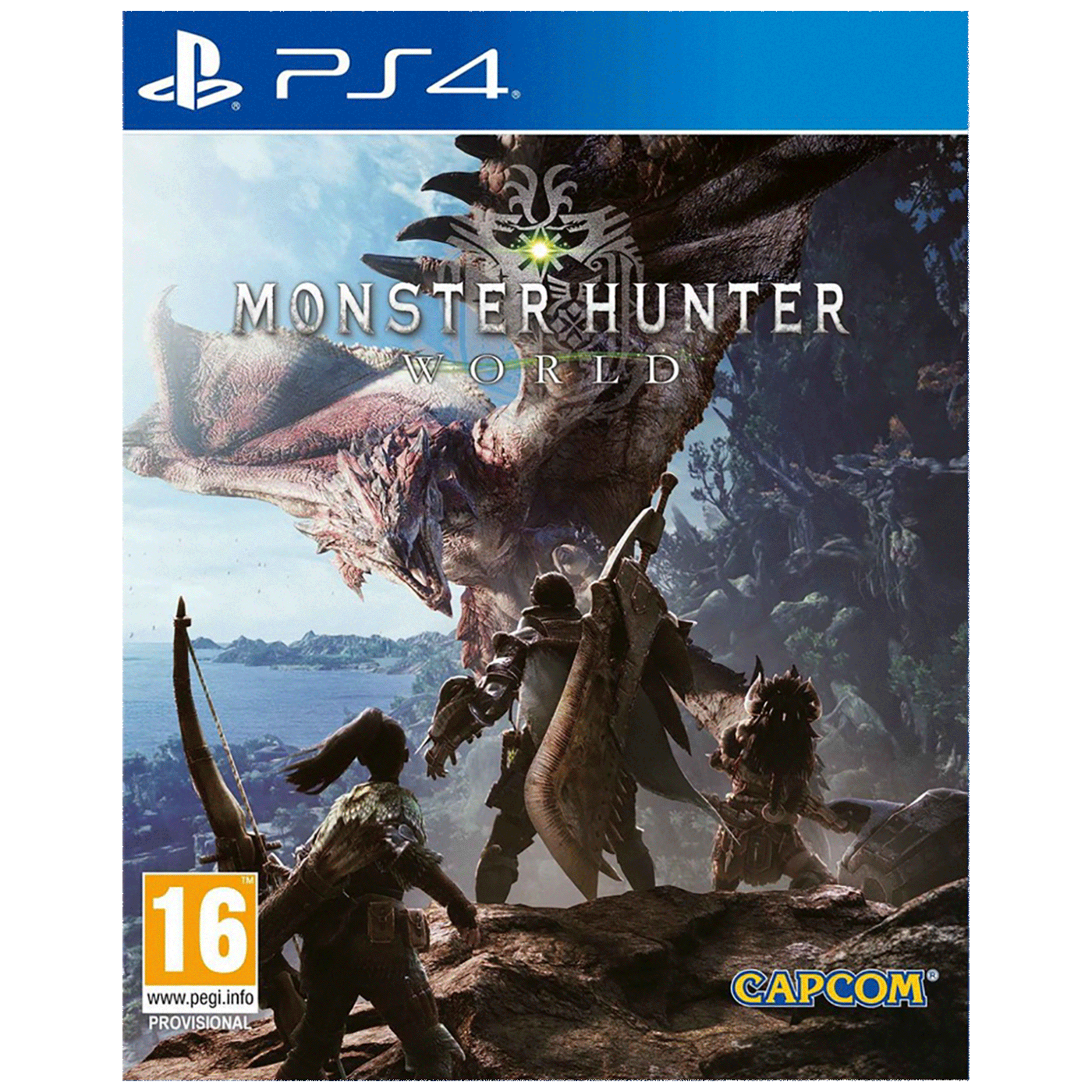 Monster Hunter World SE