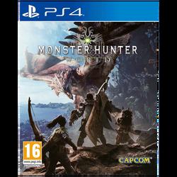 Igra PlayStation 4: Monster Hunter World Standard Edition