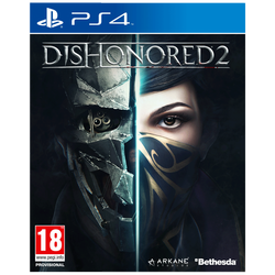 Sony - DISHONORED 2 PS4