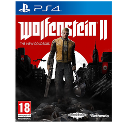 Sony - Wolfenstein 2 The New Colossus PS4