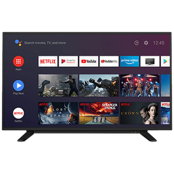 Smart LED TV 50 inch@Android, Ultra HD 4K, DVB-T2/C/S2, WiFi