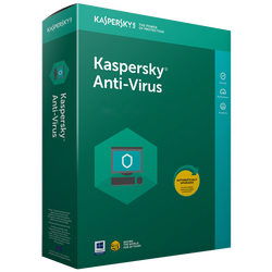 Kaspersky Anti-Virus, 1 PC / 1 godina