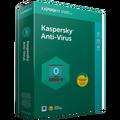 Kaspersky - Kaspersky Anti-Virus 1D 1Y