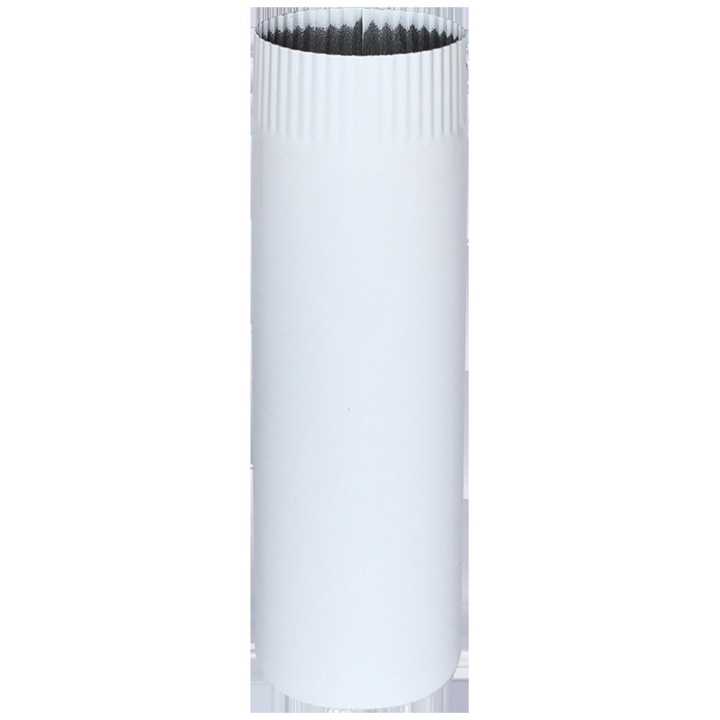 DINAMO - Dimovodna cijev, 0.5met., bijela