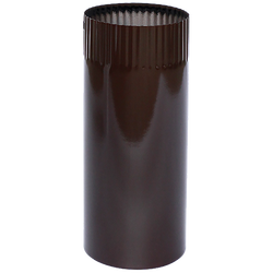Dimovodna cijev, 0.5met., braon