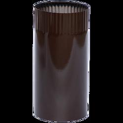 Dimovodna cijev, 0.25met., braon