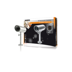 Kamera IP, CMOS, 640x480, LED 40x, unutrašnja+vanjska