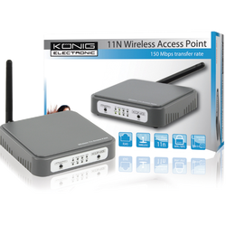 Wireless Access Point 54Mbps, 2.4GHz