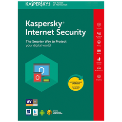 Kaspersky - Internet Security 1PC 1Y