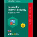 Kaspersky - Internet Security 1PC 1Y