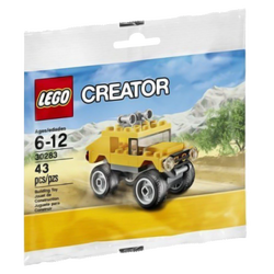 Off Road, LEGO Polybags