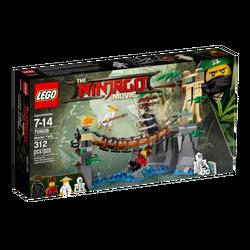Vodopad Majstor WU-a, LEGO Ninjago Movie