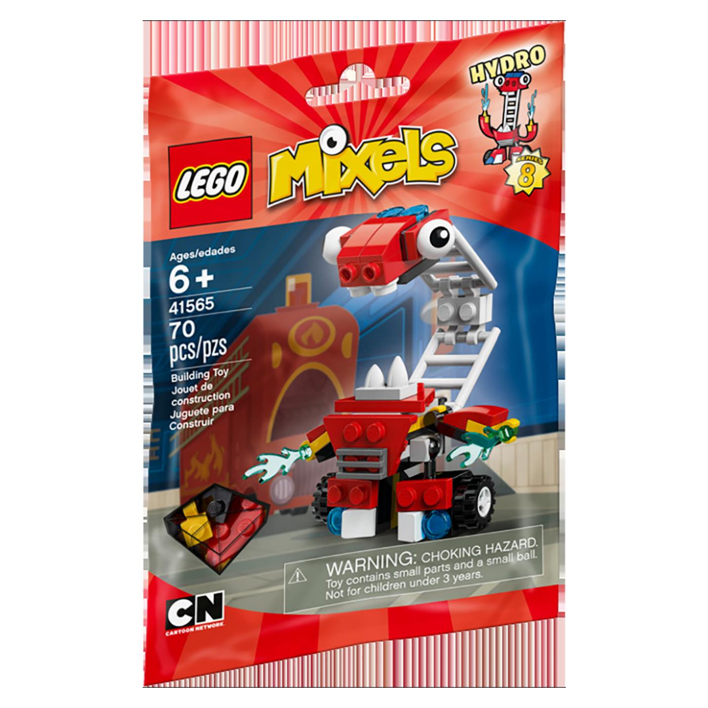 Hydro, LEGO Mixels