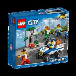 Policijski starter set, LEGO City