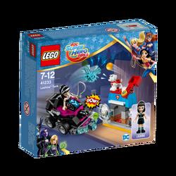 Spremnik Lashina, LEGO DC Super Girls