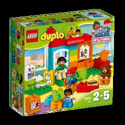 Vrtić, LEGO Duplo