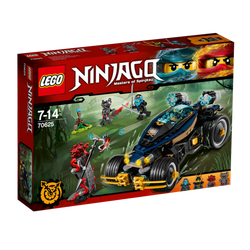 Samuraj VXL, LEGO Ninjago Movie