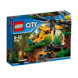 Teretni helikopter za prašumu, LEGO City