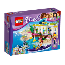 Surferska prodavnica u Heartlakeu, LEGO Friends