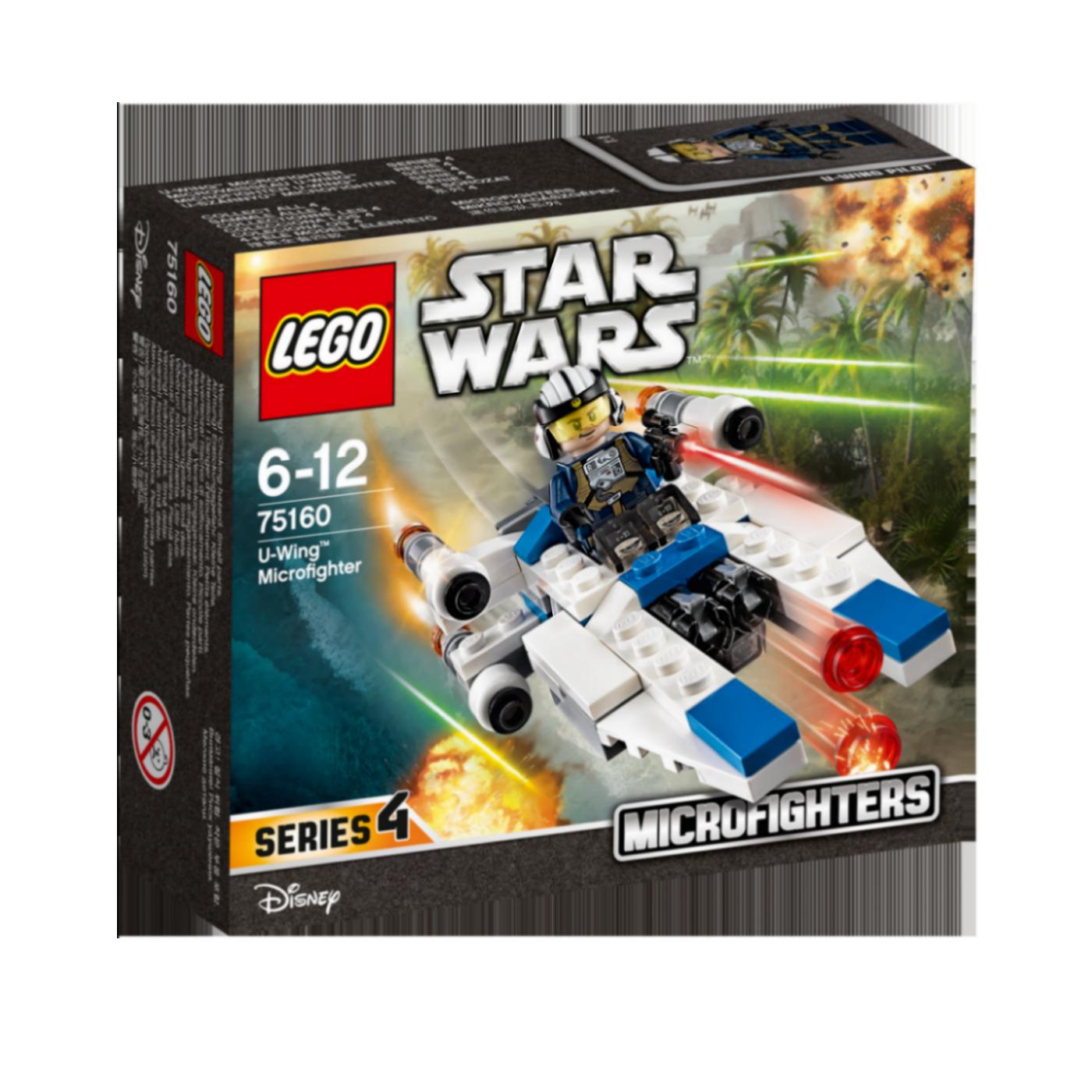 U-Wing Microfighter, LEGO Star Wars