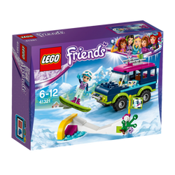 Terenac na skijalištu, LEGO Friends