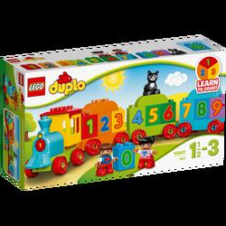 Vozić sa brojevima, LEGO Duplo