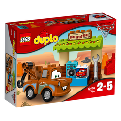 Materov hangar, Šlepova šupa, LEGO Duplo